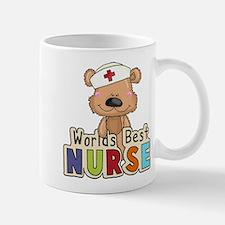The World's Best Nurse Mugs