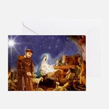 1 Blank Christmas Greeting Cards