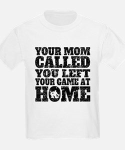 You Left Your Game At Home Hockey T-Shirt