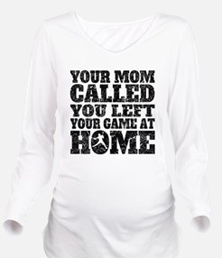 You Left Your Game At Home Baseball Long Sleeve Ma