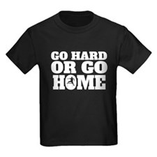 Go Hard Or Go Home Hurdles T-Shirt