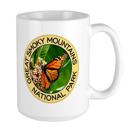 Great Smoky Mountains NP (Monarch Butterfly) Large