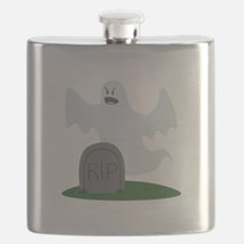 RIP Ghost Flask