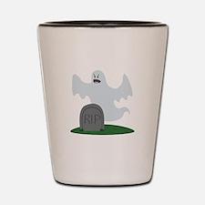 RIP Ghost Shot Glass