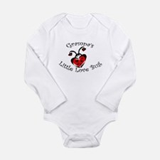 Unique Cute valentine%2527s day Long Sleeve Infant Bodysuit