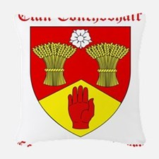 Clan Conchobhair - County Londonderry Woven Throw