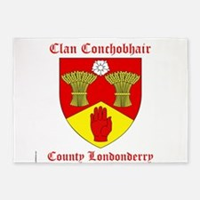 Clan Conchobhair - County Londonderry 5'x7'Area Ru