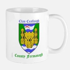 Clan Ceallaigh - County Fermanagh Mugs
