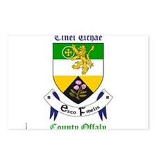 Cinel Uchae - County Offaly Postcards (Package of