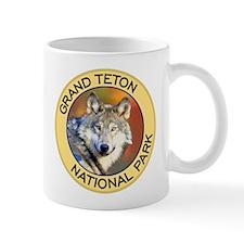 Grand Teton NP (Wolf) Mug