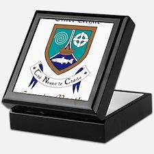 Cinel Uchae - County Meath Keepsake Box