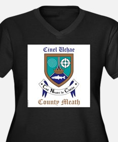 Cinel Uchae - County Meath Plus Size T-Shirt
