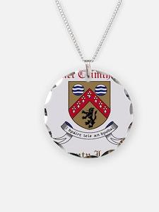 Cinel Crimthann - County Laois Necklace
