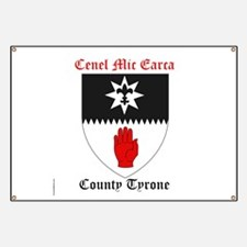 Cenel Mic Earca - County Tyrone Banner