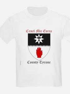 Cenel Mic Earca - County Tyrone T-Shirt