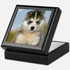 Funny Siberian Keepsake Box