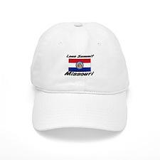 Lees Summit Missouri Baseball Cap