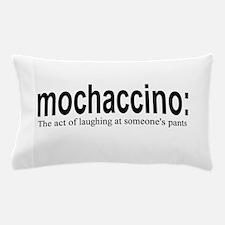 mochaccino Pillow Case
