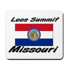 Lees Summit Missouri Mousepad