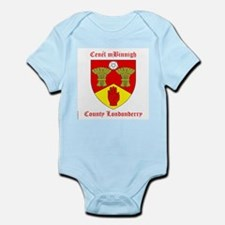 Cenel mBinnigh - County Londonderry Body Suit