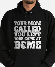 You Left Your Game At Home Billiards Hoodie