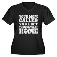 You Left Your Game At Home Billiards Plus Size T-S