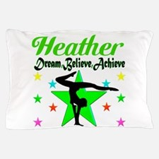 GYMNAST CHAMP Pillow Case