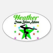 GYMNAST CHAMP Decal