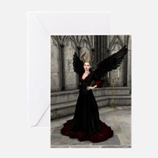 Evil Queen Greeting Cards