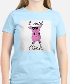 Funny Cool pig T-Shirt