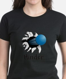 Unique Racquetball Tee