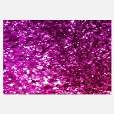 Cute Glitter Wall Art