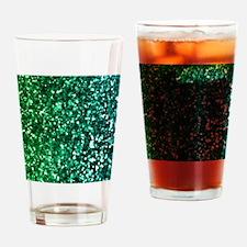 Cute Green Drinking Glass