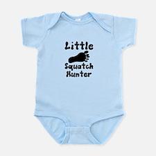Little Squatch hunter Body Suit