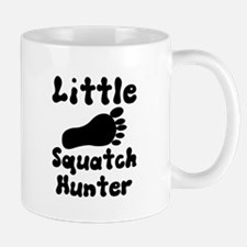 Little Squatch hunter Mugs