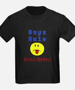 Cool Boys funny baby T