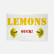 LEMONS SUCK! Magnets