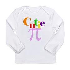 Cool Pi Long Sleeve Infant T-Shirt