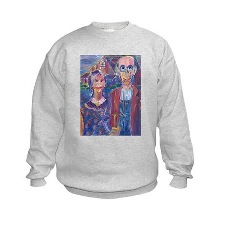 American Gothic Kids Sweatshirt