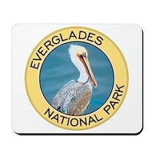 Everglades NP (Pelican) Mousepad