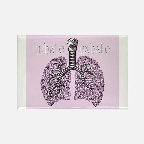 Cute Breath Rectangle Magnet