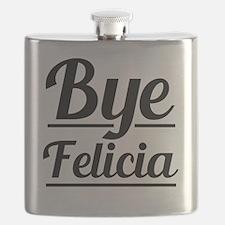 Cute Saying Flask