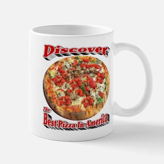 Discover The Best Pizza In America Mug