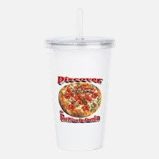 Discover The Best Pizz Acrylic Double-wall Tumbler