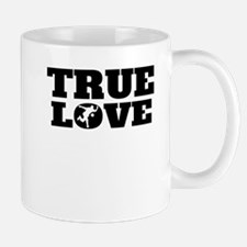 True Love Bowling Mugs