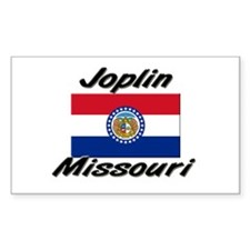 Joplin Missouri Rectangle Decal