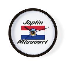 Joplin Missouri Wall Clock