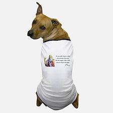 Plato 1 Dog T-Shirt