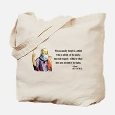 Plato 1 Tote Bag