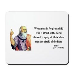 Plato 1 Mousepad
